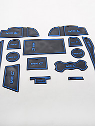 cheap -Automotive Groove Mat Car Interior Mats For Lincoln 2015 2014 MKC