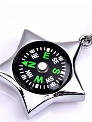 cheap -Compasses Outdoor Compass Camping / Hiking Outdoor Exercise Camping / Hiking / Caving Metalic cm 1pcs pcs