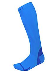 cheap -Compression Socks Running Socks Anti-slip Socks Athletic Sports Socks Men's Women's Running Camping / Hiking Cycling / Bike Bike / Cycling Thermal / Warm Breathable Wearable 1 Pair Winter Classic