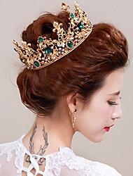 cheap -Alloy with Sequin / Imitation Pearl 1set Wedding / Special Occasion Headpiece