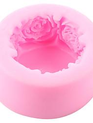 billige -1pc Cake Moulds Øko Venlig Silikone Kage