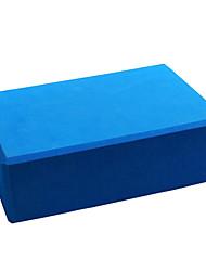 Недорогие -Блок для йоги 1 pcs 22.5*14.5*7.5 cm Высокая плотность Водонепроницаемый Легкость Защита от запаха Этиленвинилацетат Для поддержки и усложнения упражнений Для развития баланса и гибкости для