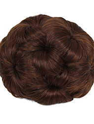 cheap -chignons Hair Bun Updo Drawstring Synthetic Hair Hair Piece Hair Extension Strawberry Blonde / Medium Auburn / Natural Black / Dark Brown / Medium Auburn