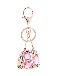 cheap -Keychain Casual Ring Jewelry Pink For Gift Daily