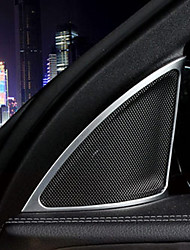 cheap -Automotive Interior Speaker Covers DIY Car Interiors For Mercedes-Benz 2017 2016 All years E300L E200L E Class