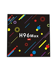 cheap -H96 Max Android7.1.1 RK3328 4GB 32GB Octa Core