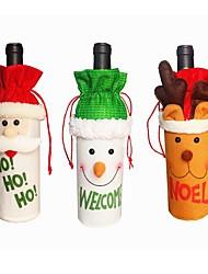 Недорогие -3шт Рождество Рождественские украшения, Праздничные украшения 26*13