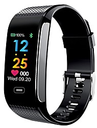 cheap -CK18 Smart Wristband Bluetooth Fitness Tracker Support Notify/ Heart Rate Monitor Waterproof Sports Smartwatch Compatible Samsung/ Android/iPhone