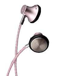 Недорогие -PHB P101 Наушники-вкладыши Проводное С микрофоном С регулятором громкости Мобильный телефон