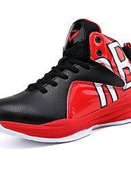 cheap -Boys' Comfort PU Athletic Shoes Little Kids(4-7ys) / Big Kids(7years +) Basketball Shoes Black / Red / Blue Spring