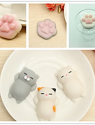 cheap -LT.Squishies Squeeze Toy / Sensory Toy Cat Animal Animal Stress and Anxiety Relief Office Desk Toys Novelty Unisex Toy Gift