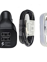 cheap -Car Charger USB Charger Universal Charger Kit / Multi Ports 2 USB Ports 3.1 A for