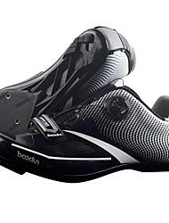 Недорогие -BOODUN Муж. Обувь для велоспорта Обувь для шоссейного велосипеда Мотоспорт Boyfriend Подарок Спортивные Стильные Шоссейные велосипеды На открытом воздухе Велосипедный спорт / Велоспорт