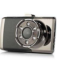 Недорогие -1080p Автомобильный видеорегистратор 140° Широкий угол 3 дюймовый Капюшон с Ночное видение 6 инфракрасных LED Автомобильный рекордер