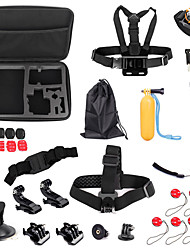 Недорогие -Экшн камера / Спортивная камера На открытом воздухе Защита от царапин С компактным кабелем 1 pcs Для Экшн камера Gopro 6 Все Gopro 5 Xiaomi Camera Gopro 4 / Спорт DV / Gopro 4 Black / SJCAM / SJ4000