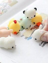 cheap -LT.Squishies Squeeze Toy / Sensory Toy Cat / Animal Animal Stress and Anxiety Relief / Office Desk Toys / Novelty Unisex Gift