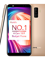 "cheap -LEAGOO M9 5.5 inch "" 3G Smartphone (2GB + 16GB 2 mp / 8 mp MediaTek MT6580 2850 mAh mAh)"