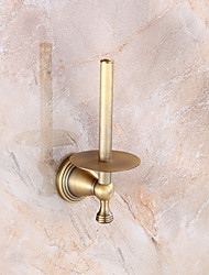 cheap -Toilet Paper Holders Antique Brass 1 pc - Hotel bath