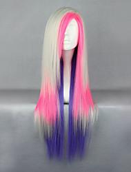 Недорогие -Парики для Лолиты Лолита Красный Прицесса Лолита Парики для Лолиты 32 дюймовый Косплэй парики Сексуальные платья Парики Хэллоуин парики