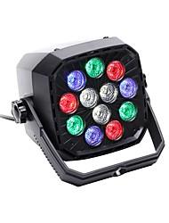 cheap -U'King LED Stage Light / Spot Light / LED Par Lights DMX 512 / Master-Slave / Sound-Activated for Party / Stage / Bar Easy Carrying / Lightweight