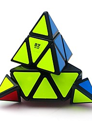 cheap -Magic Cube IQ Cube QIYI A Pyramid Alien 3*3*3 Smooth Speed Cube Magic Cube Stress Reliever Puzzle Cube Glossy Professional Stress and Anxiety Relief Architecture Classic Kid's Adults' Children's Toy