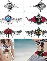 cheap -6styles-women-sexy-chest-back-transfer-tattoo-decals-waterproof-body-art-fake-tattoo