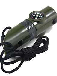 cheap -Compasses Outdoor Multi-functional Camping / Hiking Outdoor Exercise Camping / Hiking / Caving Plastic cm 1pcs pcs