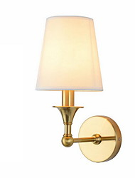 cheap -Modern Contemporary Wall Lamps & Sconces Indoor Metal Wall Light 220V 20 W / E14