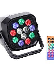 cheap -U'King LED Stage Light / Spot Light LED Par Lights DMX 512 Master-Slave Sound-Activated Auto Remote Control for Festival/Holiday Club Bar