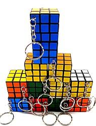 Недорогие -Волшебный куб IQ куб 3*3*3 Спидкуб Кубики-головоломки Устройства для снятия стресса головоломка Куб Глянцевый Брелок Для профессионалов Детские Взрослые Игрушки Мальчики Девочки Подарок