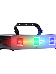 cheap -U'King Laser Stage Light 9 DMX 512 / Master-Slave / Sound-Activated for Party / Stage / Bar Professional / Durable