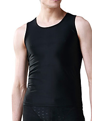cheap -Men's ExtraSheer UV Sun Protection Breathable Sleeveless Swimming Diving Diving / Boating Solid Colored Summer