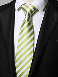 cheap -Men's Vintage / Casual Necktie - Striped