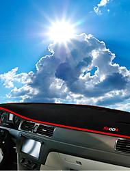 cheap -Automotive Dashboard Mat Car Interior Mats For Skoda All years Spaceback Polyester