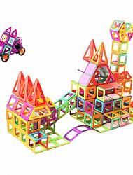 cheap -Magnetic Tiles Building Blocks 3D Magnetic Blocks Educational Toy Building Bricks 30-382 pcs Architecture STEAM Toy DIY Educational Building Toys Boys' Girls' Toy Gift / Kid's