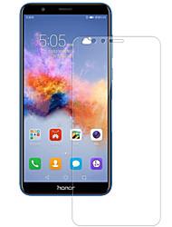Недорогие -HuaweiScreen ProtectorHonor 7X HD Защитная пленка 2 штs Закаленное стекло