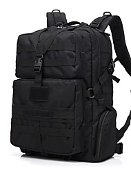 cheap -45 L Hiking Backpack Rucksack Commuter Backpack Comfortable Outdoor Camping / Hiking Hunting Hiking Oxford Black Army Green Khaki