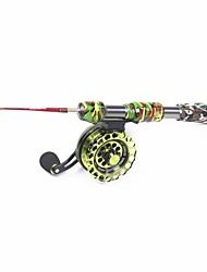 cheap -Ice Fishing Rod Glass fiber Light (L) Ice Fishing