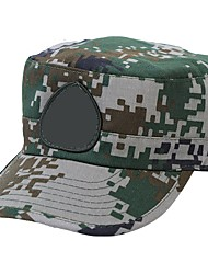 cheap -Sun Hat Hiking Hat Windproof UV Resistant Camo Cotton Summer for Men's Women's Outdoor Exercise Camouflage