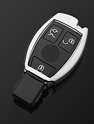 cheap -Automotive Key Cover DIY Car Interiors For Mercedes-Benz All years GLC260 C200L C Class GLC 300