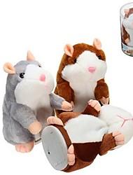 Недорогие -Электронные домашние животные Животный принт Животные / говорящий / Странные игрушки Животный принт Универсальные Подарок