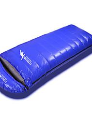 cheap -Beckles Sleeping Bag Outdoor Camping Envelope / Rectangular Bag Single Duck Down Waterproof Warm 210*80 cm for Camping / Hiking Outdoor Sleeping Bags Camping & Hiking Outdoor Recreation Sporting Goods