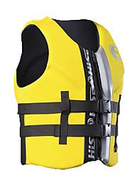 Недорогие -HISEA® Спасательный жилет Легкие материалы Неопрен Плавание Дайвинг Для погружения с трубкой Верхняя часть для Взрослые