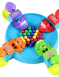 cheap -1 pcs Board Game Hungry Frog Animal Professional Stress and Anxiety Relief Focus Toy Office Desk Toys Relieves ADD, ADHD, Anxiety, Autism Parent-Child Interaction Kid's Adults' Unisex Boys' Girls'