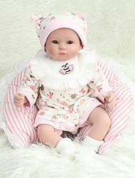 Недорогие -NPK DOLL Плюшевая кукла Люди Семья Милый стиль Безопасно для детей Non Toxic Веселье Милый моделирование Детские Игрушки Подарок / Взаимодействие родителей и детей / CE