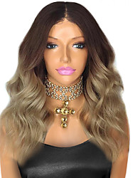 cheap -ombre blonde brazilian virgin hair glueless lace wigs body wave for woman 130 density lace front human hair wigs virgin remy hair wig with baby hair