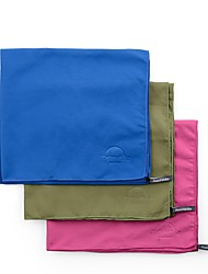 cheap -Camping & Hiking Quick Dry Soft Polyester Polyamide Solid Colored Camping / Hiking 130*73 cm