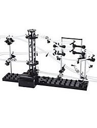 abordables -Spacerail Level II Set de Circuits à Billes Circuit à Bille Rectangulaire Galaxie Etoilée Focus Toy Motif géométrique résine ABS Tous