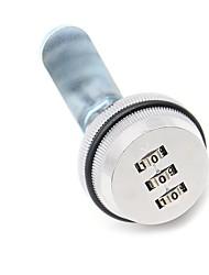 abordables -W-103 Drawer & Cabinet Lock Métallique pour Gymnastique