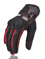 cheap -Madbike Full Finger Unisex Motorcycle Gloves Nylon Fiber Breathability / Wearable / Non-Skid